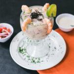 Como preparar la leche de tigre de sabor peruano